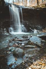 Blue Hen Falls Cuyahoga Valley National Park