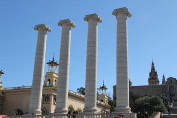 Palau Nacional Museu Nacional d'Art de Catalunya