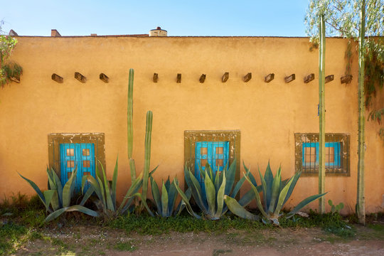Beautiful Mexican country house