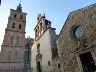 Astorga,ciudad de España situada en  la provincia de León, en la comunidad autónoma de Castilla y León (España)