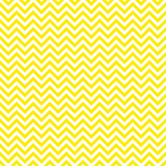 Retro Seamless Pattern Chevron Yellow Little