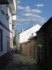 Ribeira Sacra es una zona que comprende las riberas de los ríos Cabe, Sil y Miño, en la zona sur de la provincia de Lugo y el norte de la provincia de Orense, en Galicia, España