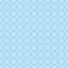 Decorative geometric pattern. Quatrefoil background