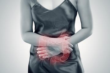 Ulcerative colitis (UC). intestine
