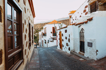 Dorf Santa Lucia in Spanien, Gran Canaria