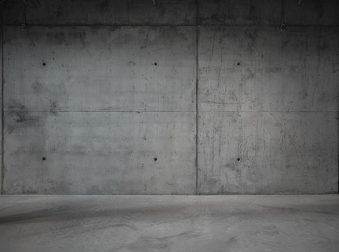 Modern concrete background wall texture for composing