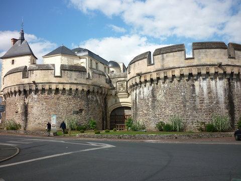 Château d'Ancenis, Loire-Atlantique, France