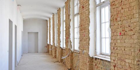 Renovierung von Haus