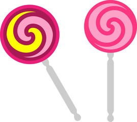 Lollipop Icon, Lollipop