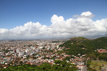 Vitoria City, Brazil