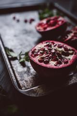 Pomegrantates