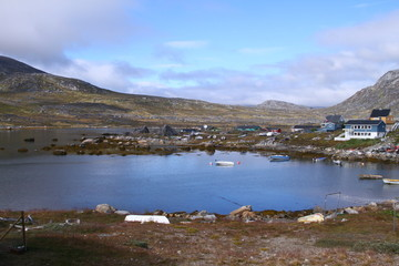Greenland Mountains & Lakes