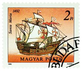 Santa Maria - ship of Columbus