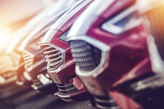Automotive Industry Car Dealer