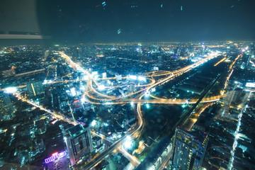Bangkok night, Bangkok Thailand