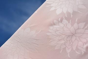 和風イメージ素材、和布、絹織物、布地、キャンバス、古典柄