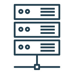 data center server icon
