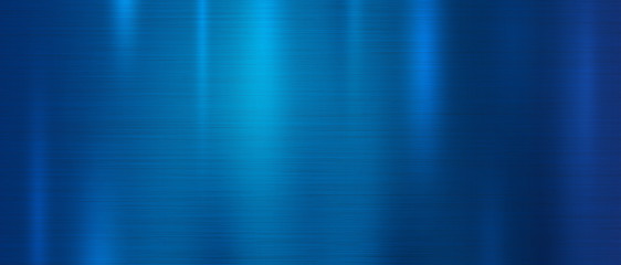 Blue metal texture background vector illustration Fototapete