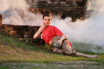 Welcome Songkran Festival in Thailand