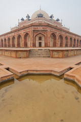 Irrigation system at Humayun Tomb in Delhi India