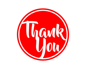 thank you typography typographic creative writing text image icon 2