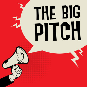 The Big Pitch business concept