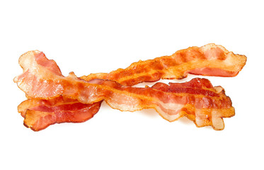 bacon isolated