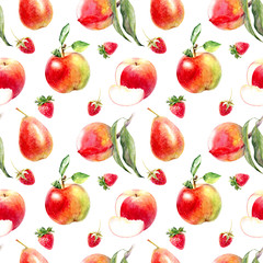 apple pear pattern