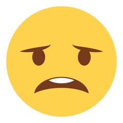 Emoji besorgt