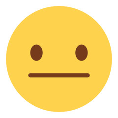 Emoji neutral