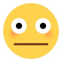 Emoji peinlich