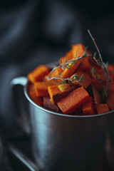 Sweet Potatoes in a Mug