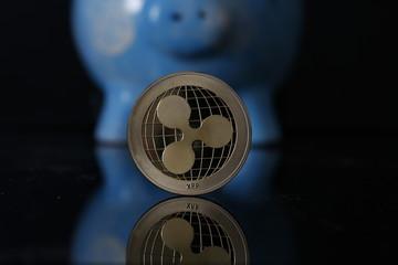 XRP Ripple, das Sparschwein der Banken. 2