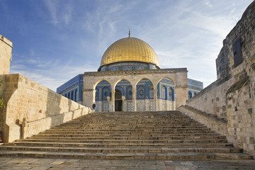 Israel/Jerusalem, Dome of the Rock