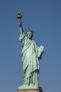 USA/New York City, Statue of Liberty