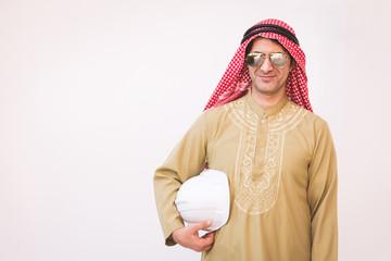 Portrait of Arab architects