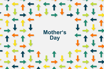 Wallpaper Pfeile - Mother's Day