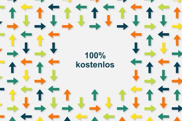Wallpaper Pfeile - 100 Prozent kostenlos