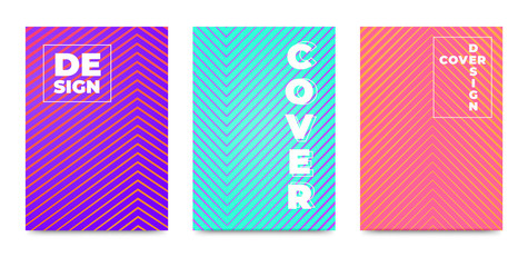 Bright cover design. Colorful leaflet template. Vivid poster background