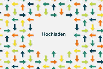 Wallpaper Pfeile - Hochladen