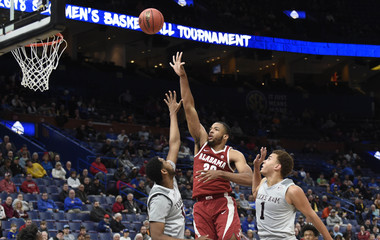 NCAA Basketball: SEC Conference Tournament-Texas A&M vs Alabama