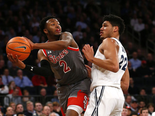 NCAA Basketball: Big East Conference Tournament-St. John's vs Xavier