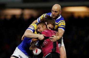 Super League - Leeds Rhinos vs Hull FC