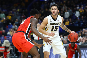 NCAA Basketball: SEC Conference Tournament-Missouri vs Georgia