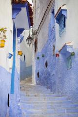Street of Chefchaouen