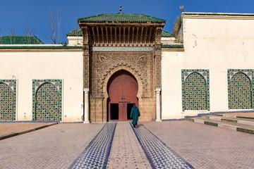 ムーレイ イスマイル廟