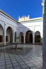 マラケシュのバビア宮殿