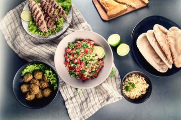 Arabic food