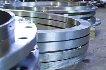 Hardware flanges, pipe flanges, flanges for heat exchangers