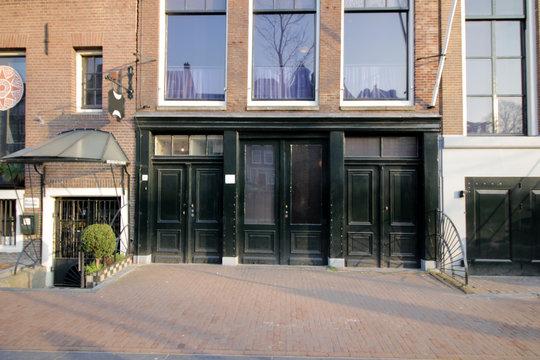 Amsterdam - Maison d'Anne Frank Huis